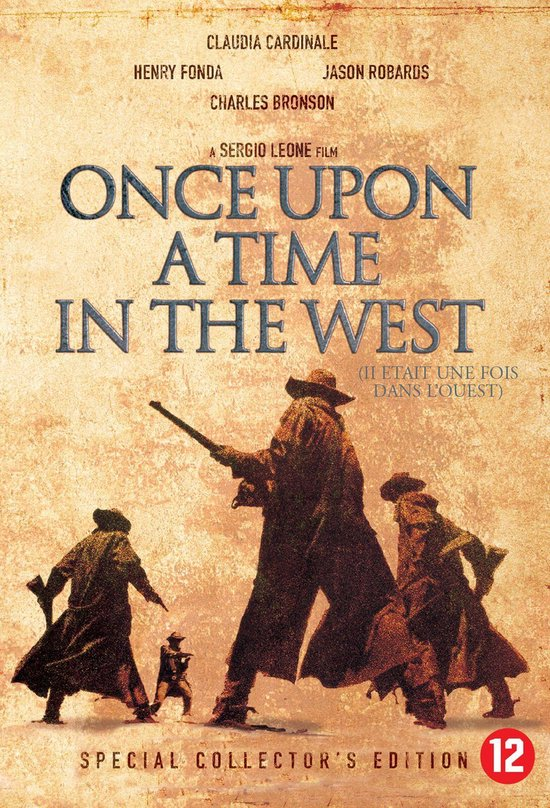 Afbeelding van Once Upon A Time In The West