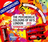 The Pyschedelic Colours Of 60'S Lon