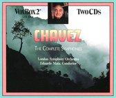 Chavez:Symphonien (Kpl)