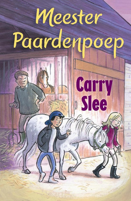 Meester paardenpoep - Carry Slee pdf epub