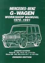 Mercedes-Benz G-Wagen Workshop Manual 1979-1991