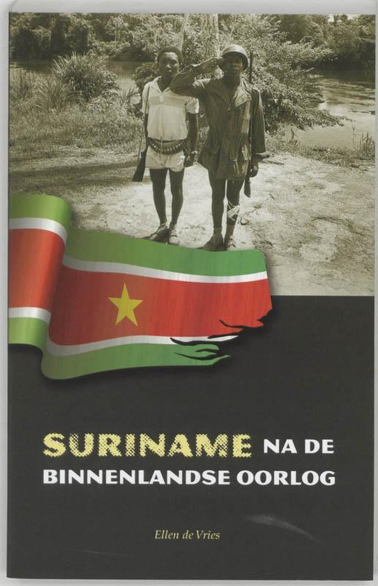 Suriname na de binnenlandse oorlog (1986-1992)