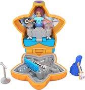 Polly Pocket Tiny Pocket Places Shani's Concert - Speelfigurenset