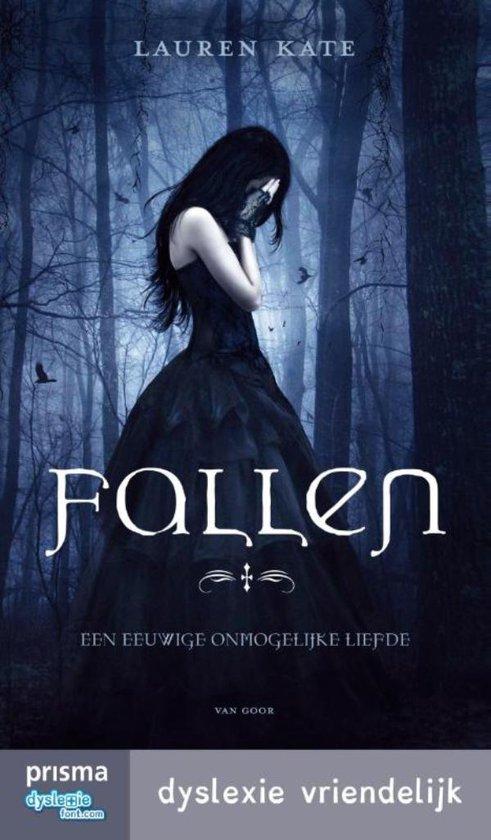 Fallen 1 - Fallen - Lauren Kate  