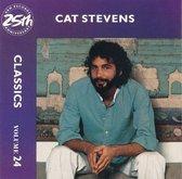 CD cover van Cat Stevens - Classics volume 24  A&M 1987 van Cat Stevens