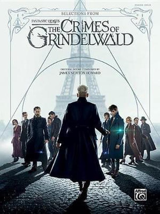 Afbeelding van Fantastic Beasts -- The Crimes of Grindelwald
