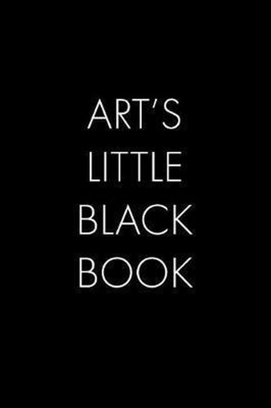 Art's Little Black Book