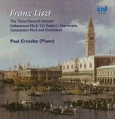 Liszt: Petrarch Sonnets, Liebestraum, etc / Paul Crossley