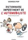 Dictionnaire impertinent de l'automobiliste