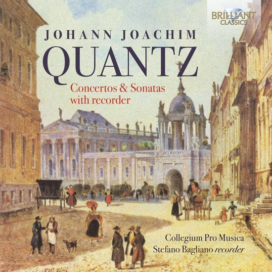 Quantz: Concertos & Trio Sonatas With Recorder