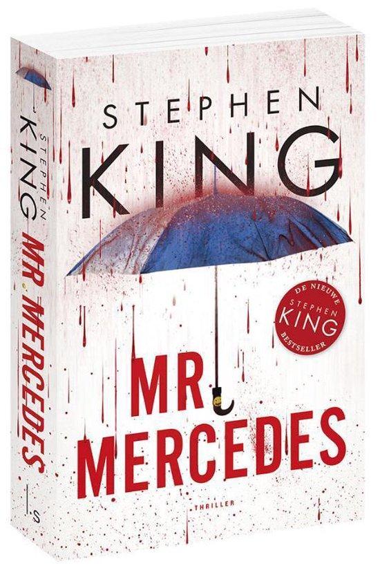 Bill Hodges 1 - Mr. Mercedes - Stephen King |