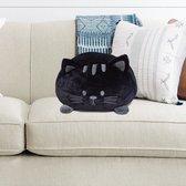 Balvi kussen kat Kitty zwart