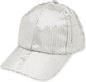 Rubie's Glitter & Glamour Pet Dames One Size Zilver