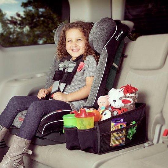 Diono - Auto organizer – Achterbank organizer kinderen –  Travel Pal