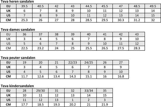 Teva Ysidro Universal Wedge Dames Wandelsandalen - Bruin - Maat 39 wXI1DTlc