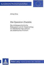 Die Operation Zitadelle