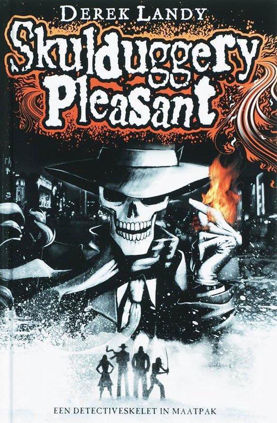 Skulduggery Pleasant - Derek Landy |