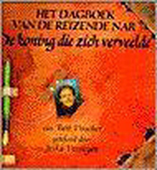 Boek cover Het Dagboek Van De Reizende Nar van Bert Visscher (Hardcover)
