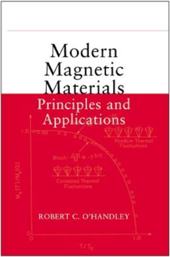 Modern Magnetic Materials