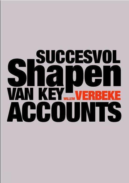 Succesvol Shapen Van Key Accounts - Willem Verbeke |
