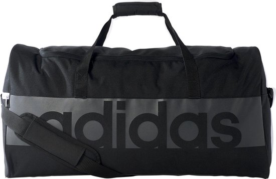 adidas SporttasKinderen en volwassenen - zwart/wit - adidas