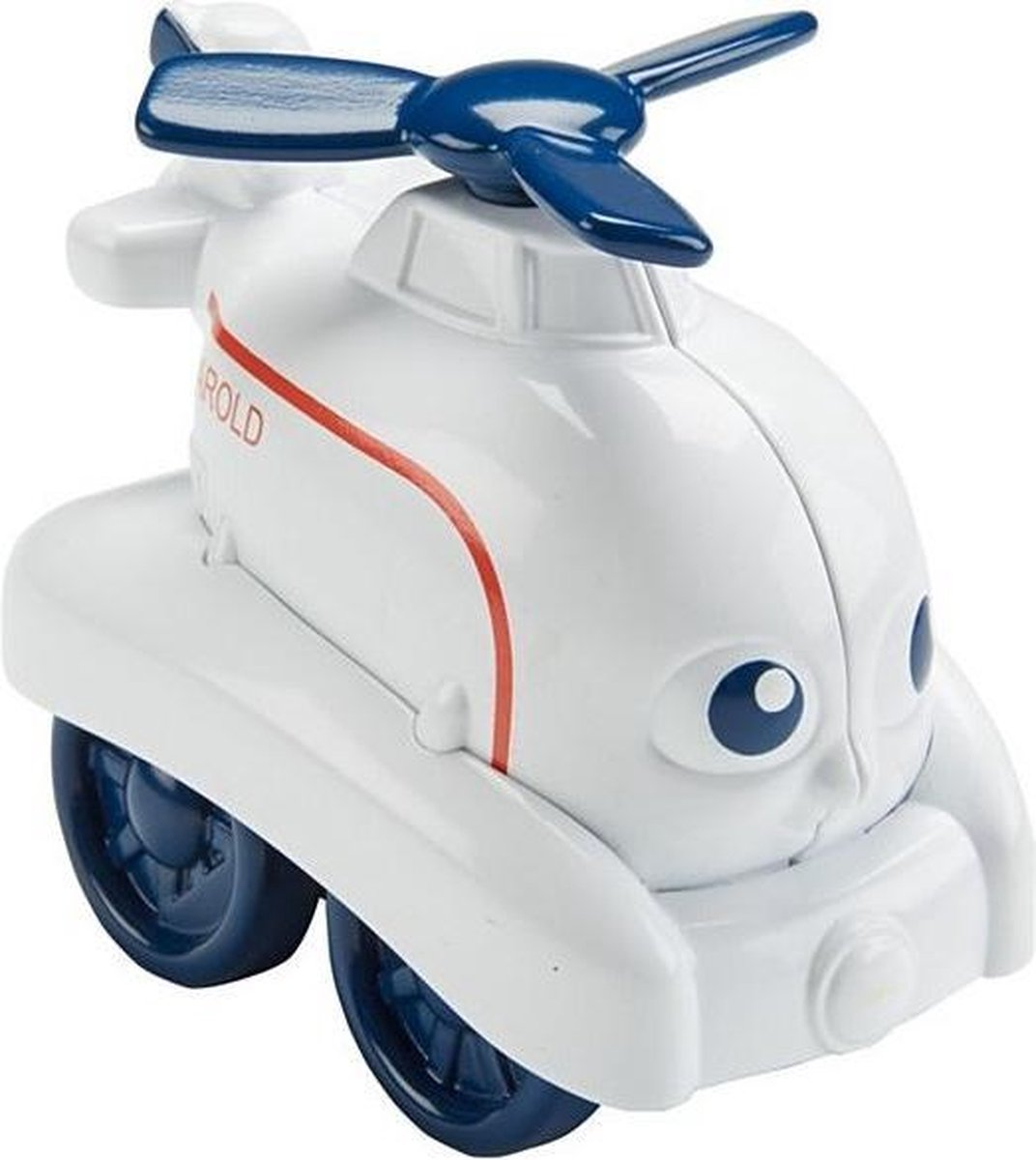 Fisher-price My First Thomas & Friends Helikopter Harold 8 Cm Wit