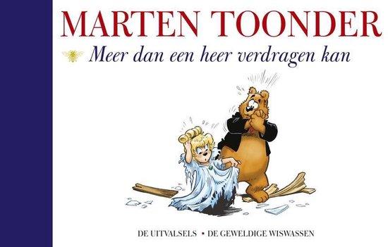 Alle verhalen van Olivier B. Bommel en Tom Poes 52 - Meer dan een heer verdragen kan - Marten Toonder |