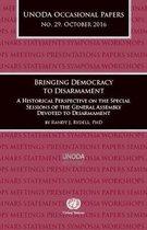 Bringing democracy to disarmament