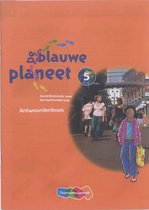 Boek cover De Blauwe Planeet Groep 5 Antwoordenboek van Roger Baltus (Paperback)