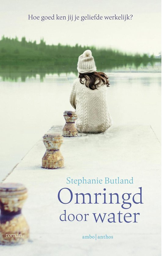 Omringd door water - Stephanie Butland | Readingchampions.org.uk