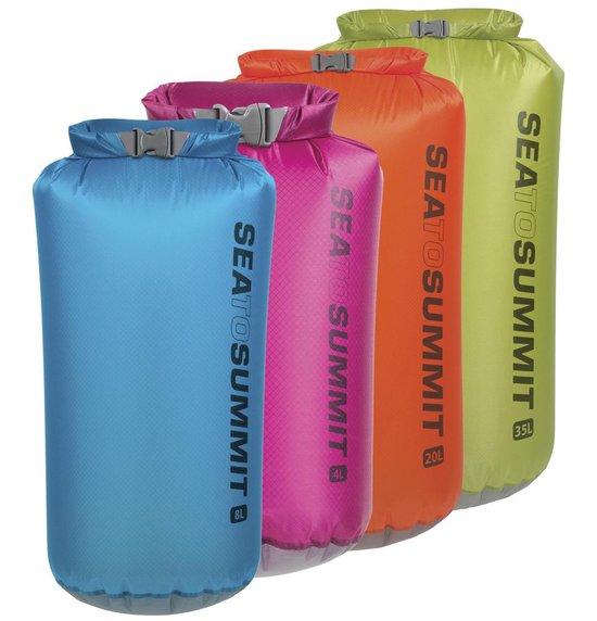 Sea to Summit Ultra-Sil Dry Sack - Drybags - Waterdichte zak - 20L - Groen