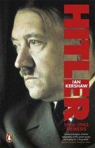 Boek cover Hitler 1936-1945 van Ian Kershaw