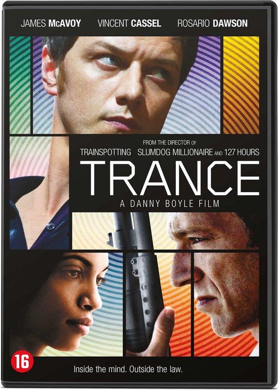Cover van de film 'Trance'