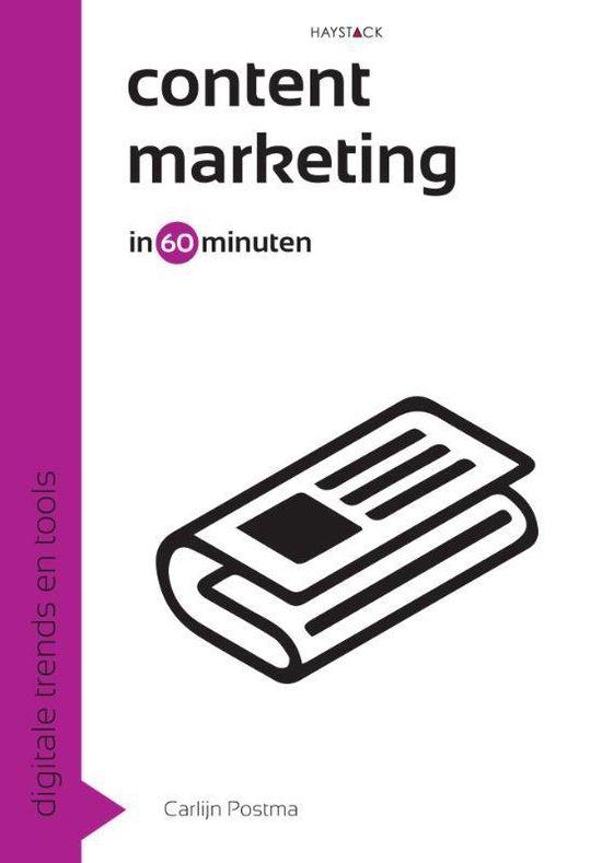 Digitale trends en tools in 60 minuten 11 -   Contentmarketing in 60 minuten