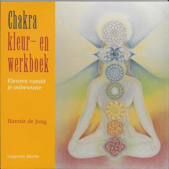 Chakra kleur- en werkboek - H. de Jong  