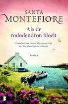 Boek cover Als de rododendron bloeit van Santa Montefiore (Onbekend)