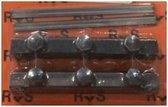 RVS Wisselbeitel 980 80,5x5,9x1,2mm 2St