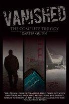 Omslag Vanished: The Complete Trilogy
