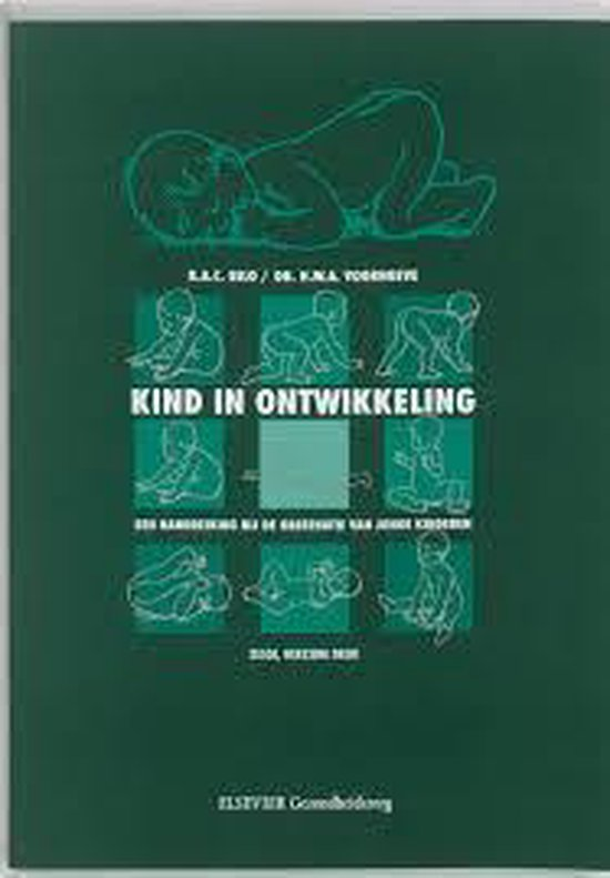 Kind in ontwikkeling - Rob A.C. Bilo |