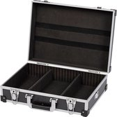 Kreator KRT640101B Gereedschapskoffer - 420 x 300 x 125 mm - zwart - (geleverd zonder gereedschap)