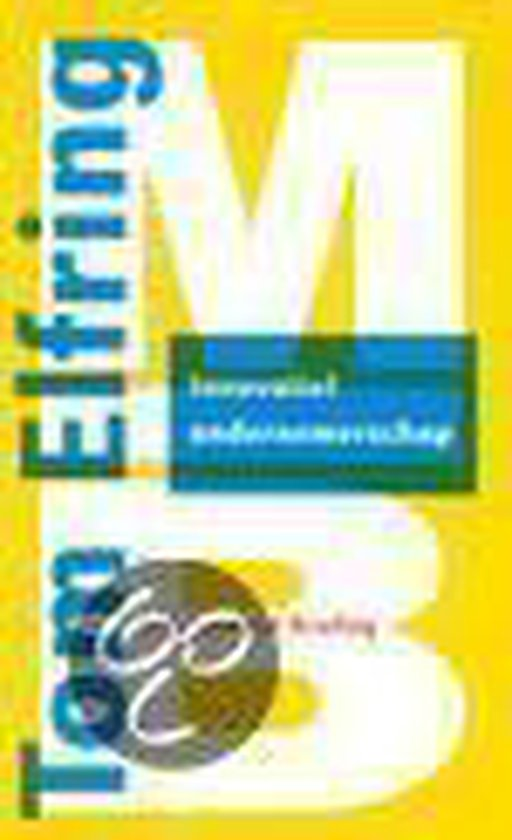 Cover van het boek 'Innovatief ondernemerschap'