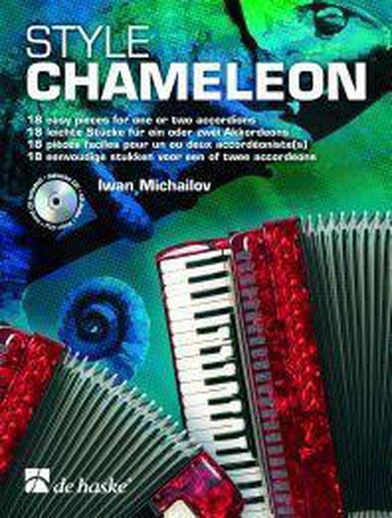 Style Chameleon - I. Michailov |