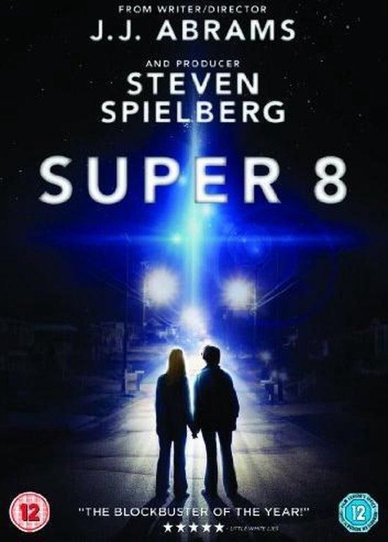Cover van de film 'Super 8'