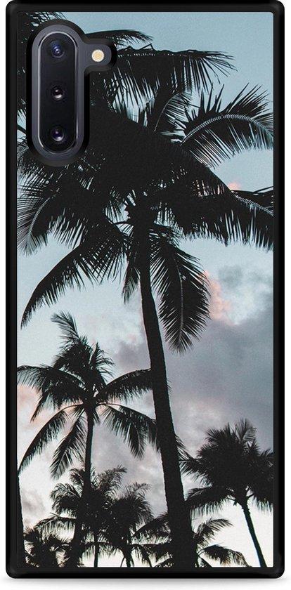 Galaxy Note 10 Hardcase hoesje Palmtrees