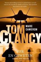 Boek cover Tom Clancy Eer en geweten van Marc Cameron