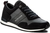 Tommy Hilfiger Sneakers - Maat 43 - Mannen - navy/ wit