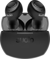 Sudio Tolv-R True Draadloze In-Ear Mic - Zwart
