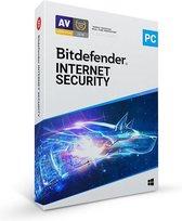 Bitdefender Internet Security 2020 - 2 jaar/5 apparaten