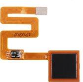 Let op type!! Vingerafdruk sensor Flex kabel voor Xiaomi Redmi Note 4 (zwart)