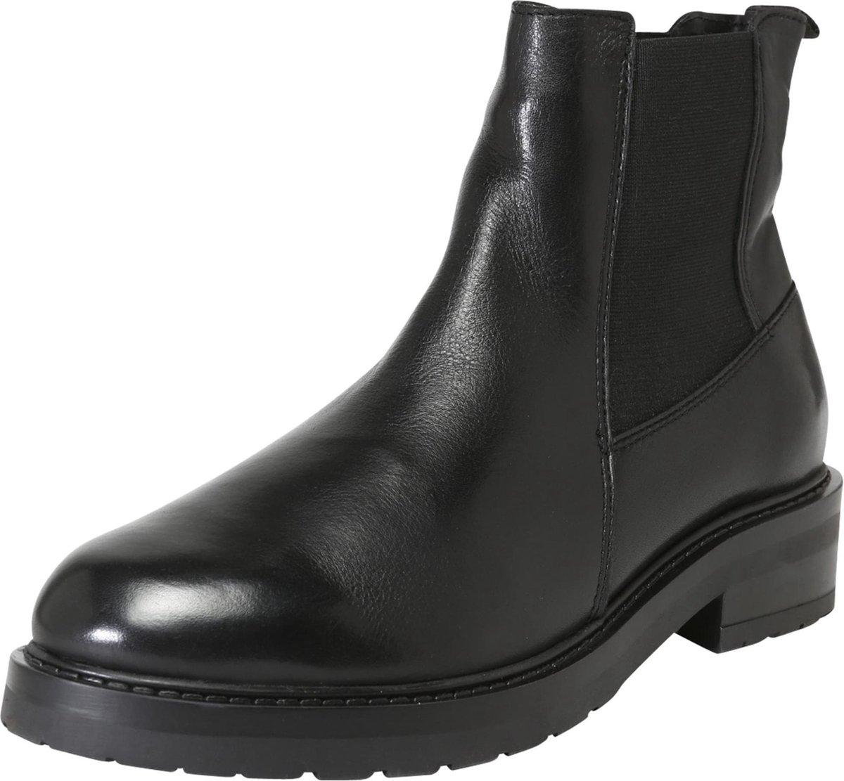 | Pavement chelsea boots jemma wool Zwart 41